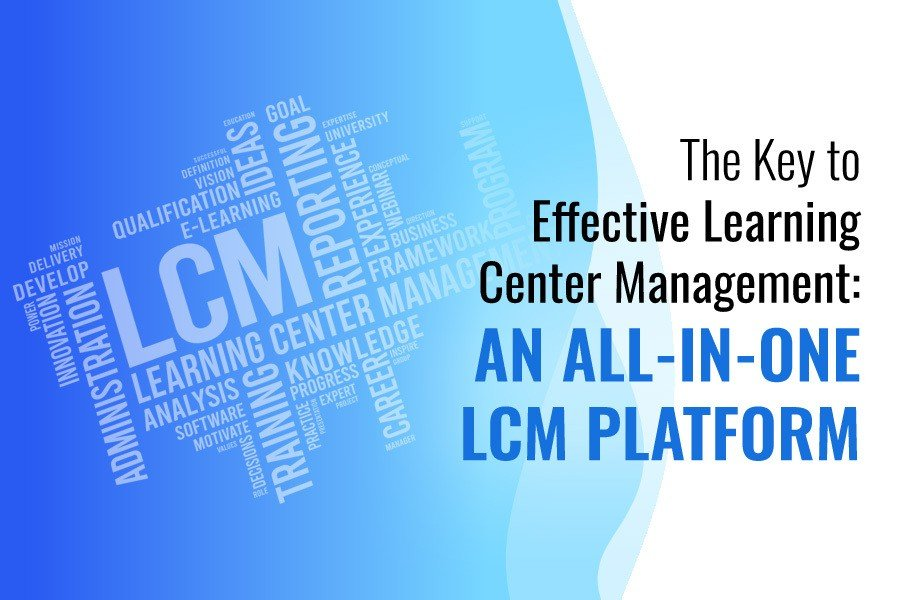 Calimatic All in one LCM Platform - Learning Center Management