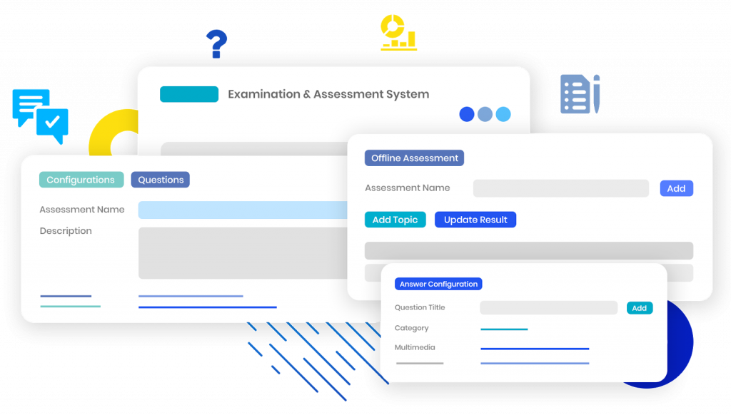 Calimatic EdTech - Online Examinations and Assessments System with Points and Grading