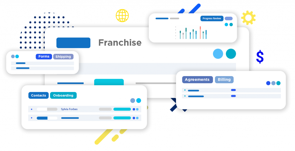Franchise Management Solution - Manage Franchises for the Learning Centers or Academies