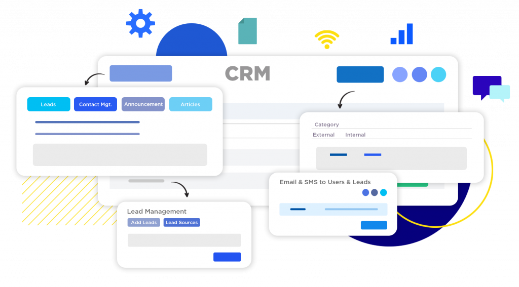 CRM for Education Business